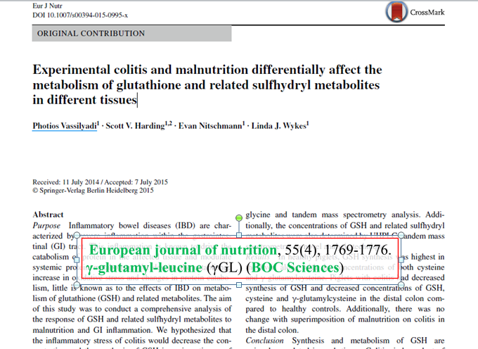 Experimental-colitis-and-malnutrition-differentially-affect-the-metabolism-of-glutathione-and-related-sulfhydryl-metabolites-in-different-tissues