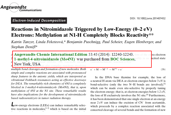 Reactions-in-Nitroimidazole-Triggered-by-Low-Energy-02-eV-Electrons-Methylation-at-N1-H-Completely-Blocks-Reactivity