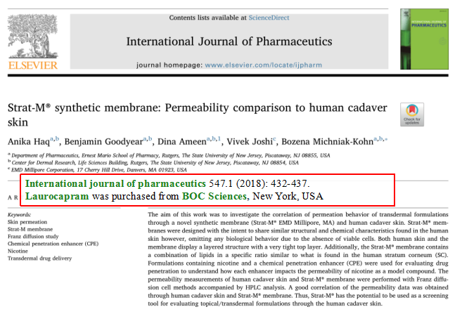 Strat-M-synthetic-membrane-Permeability-comparison-to-human-cadaver-skin